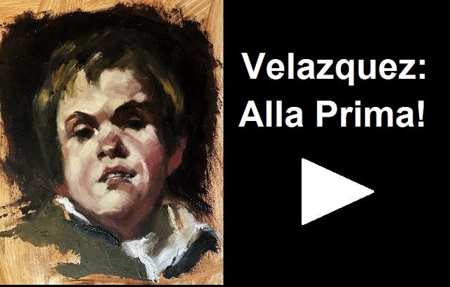 Painting Velazquez