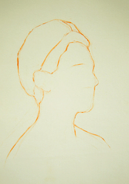 Portrait Drawing Lessons: The Profile - 3