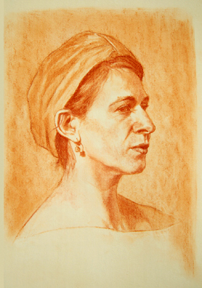 Portrait Drawing Lessons: The Profile - 1