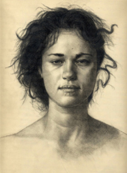 Portrait Drawing Lessons - Leela