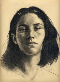 Portrait Drawing Lessons - the Drawing EZine
