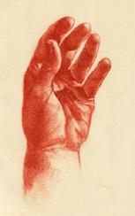 Drawing Hands - Palmar Aspect