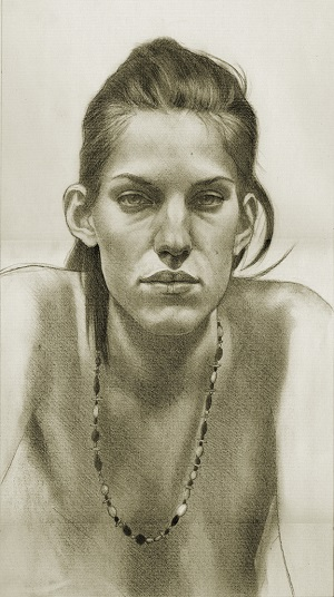 Portrait Drawing Lessons - Verna