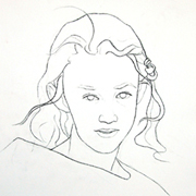 Portrait Drawing Lessons 8
