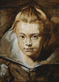 Peter Paul Rubens Underpainting