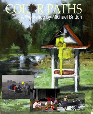 Color Paths | Michael Britton