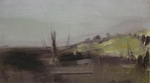 Edwin Dickinson - Provincetown - 1935