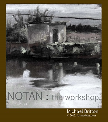 NOTAN: Portrait Drawing Lessons