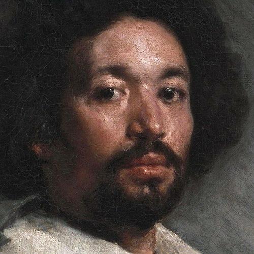 Velazquez - Juan de Pareja - art class Hong Kong