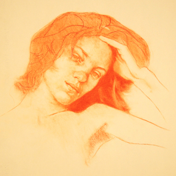 Portrait Drawing Lessons - Structure