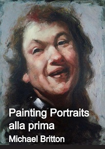 Art class online Learn how to paint portraits alla prima Rembrandt