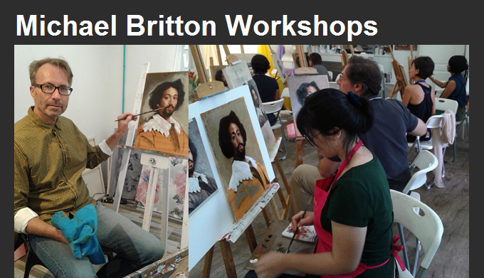 Michael Britton Workshops